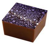 Set 17 Folii Transfer Decor Ciocolata Lila, 40x25cm