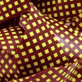 Set 30 Folii Transfer Decor Ciocolata Galben, 34x26cm