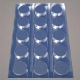 Tava Chifle Tabla Aluminata, 60x40cm, 15 cavitati