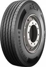 215/75R17.5 126/124M Riken Road Ready S M+S - Made by Michelin