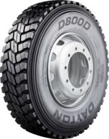 315/80R22.5 156/150K Dayton D800D - Made by Bridgestone