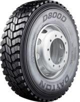 13R22.5 156/150K Dayton D800D - Made by Bridgestone