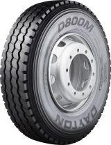 13R22.5 156/150K Dayton D800M - Made by Bridgestone