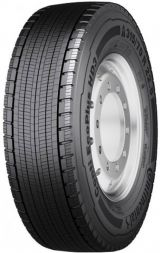 315/70R22.5 154/150L  Continental HD3 ECO PLUS