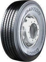 315/70R22.5 154/152M Dayton D500S - Made by Bridgestone