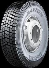 315/70R22.5 154/152M Dayton D600D - Made by Bridgestone