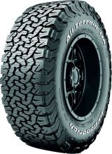 265/70R16 121/118S  Bf Goodrich All Terrain KO2