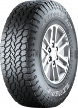 275/45R20 110V General Grabber AT3 XL