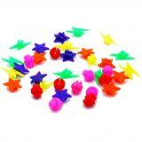 Ornamente spite multicolore 470001