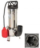 Pompa cu tocator din inox Ibo SWQ 1300