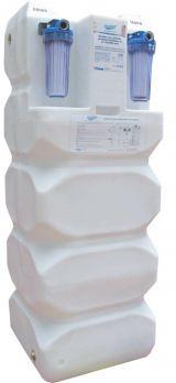 Sistem AquaPur de filtrare stocare si pompare a apei FSP 750 litri