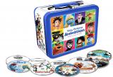 10 Filme Animatie (Sony Animation) + LunchBox Metal (set de 10 DVD-uri)