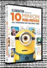 10 Minion Mini-Movies Collection - DVD