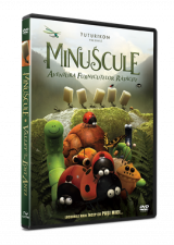 Minuscule: Aventura furnicutelor ratacite / Minuscule: Valley of the Lost Ants - DVD