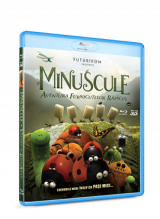 Minuscule: Aventura furnicutelor ratacite / Minuscule: Valley of the Lost Ants - BD 2D+3D