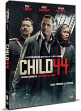 Child 44: Crime trecute sub tacere / Child 44 - DVD