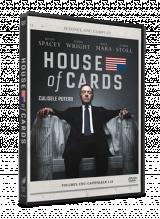 Culisele Puterii / House of Cards - Sezonul 1 - DVD (4 discuri DVD)