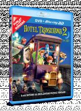 Hotel Transilvania 2 / Hotel Transylvania 2 - BLU-RAY 3D + DVD