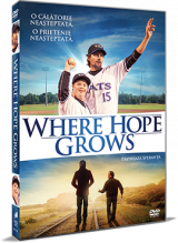 Pastreaza speranta / Where Hope Grows - DVD