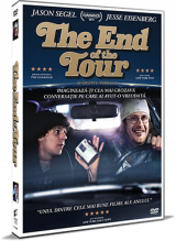 Sfarsitul turului / The End of the Tour - DVD