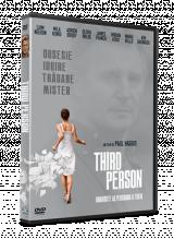 Dragoste la persoana a treia / Third Person - DVD