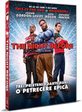 Inainte de Craciun / The Night Before - DVD