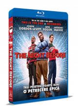 Inainte de Craciun / The Night Before - BLU-RAY