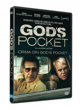 Crima din God's Pocket / God's Pocket - DVD