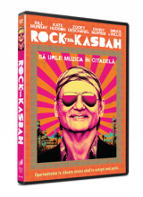 Sa urle muzica in citadela / Rock the Kasbah - DVD