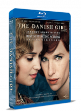 Daneza / The Danish Girl - BLU-RAY