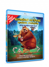 Nazdravanii din Padure 4: Speriosul speriosilor / Open Season 4: Scared Silly -BD