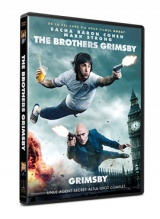 Grimsby / The Brothers Grimsby - DVD