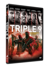 Triple 9: Codul strazii / Triple 9 - DVD