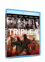 Triple 9: Codul strazii / Triple 9 - BLU-RAY