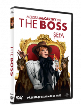 Sefa / The Boss - DVD