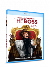 Sefa / The Boss - BD