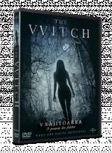 Vrajitoarea: O poveste din folclor / The Witch: A New-England Folktale - DVD