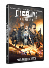 Spada Regelui: Final Fantasy XV / Kingsclaive - DVD