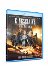 Spada Regelui: Final Fantasy XV / Kingsclaive - BLU-RAY