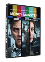Masina de bani / Money Monster - DVD