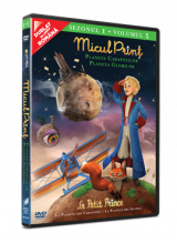 Micul Prinț, Sezonul 1, Volumul 5 - DVD
