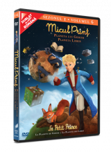 Micul Prinț, Sezonul 1, Volumul 6 - DVD