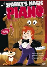 Pianul Magic / Sparky's Magic Piano - DVD