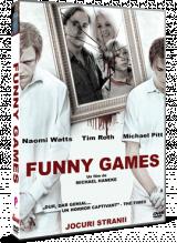 Jocuri stranii / Funny Games - DVD