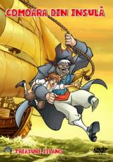 Comoara din Insula / Treasure Island - DVD