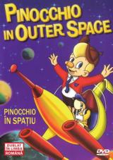 Pinocchio in spatiu / Pinocchio in Outer Space - DVD