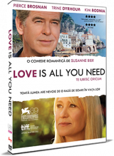 Te iubesc oricum / Love Is All You Need - DVD