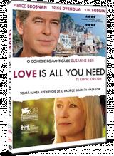Te iubesc oricum / Love Is All You Need - DVD