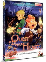 In cautarea inimii fermecate / Quest For a Heart - DVD