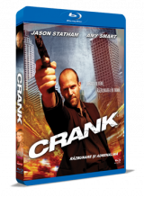 Crank: Razbunare si adrenalina / Crank - BLU-RAY